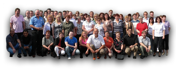 The Freek Team in the year 2008 already had more than 50 employees