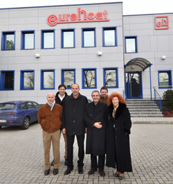 Freek & EH agree strategic expansion of cooperation for cartridge heaters