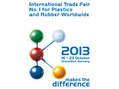 K Fair 2013 - International Trade Fair No. 1 for Plastics and Rubber Worldwide