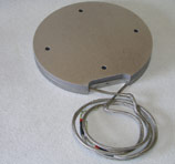 Heating Plates - Square Cartridge Heaters